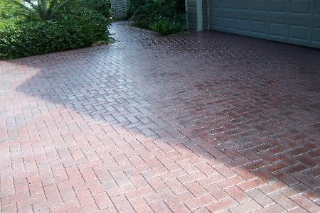 brick paver sealing