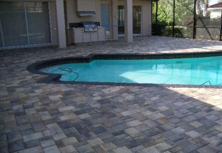 Pool Deck Resurfacing Remodeling Pavers Repair Tampa
