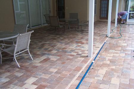 brick pavers, installed on driveways, swimming pool deck ,patios